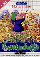 Lemmings PAL Sega Master System Prices