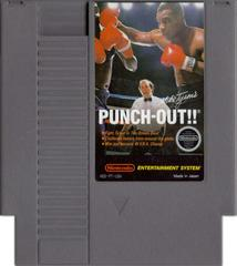 Cartridge | Mike Tyson's Punch-Out NES