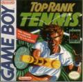 Top Rank Tennis | GameBoy