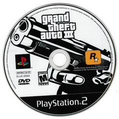Game Disc | Grand Theft Auto III Playstation 2