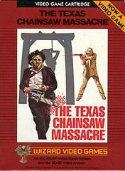 Texas Chainsaw Massacre Atari 2600 Prices