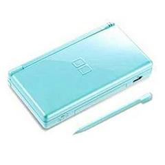 Ice Blue Nintendo DS Lite Limited Edition Nintendo DS Prices