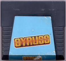 Gyruss - Cartridge   Gyruss Atari 5200