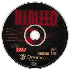 Game Disc | Illbleed Sega Dreamcast