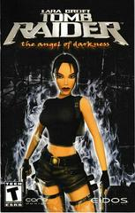 Manual - Front | Tomb Raider Angel of Darkness Playstation 2
