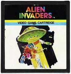 Alien Invaders - Cartridge | Alien Invaders Arcadia 2001