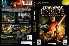Artwork - Back, Front | Star Wars Knights of the Old Republic Xbox