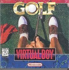 Golf - Front | Golf Virtual Boy