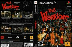 Artwork - Back, Front | The Warriors Playstation 2