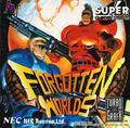 Forgotten Worlds | TurboGrafx CD