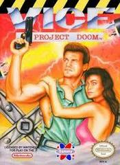 Vice Project Doom - Front | Vice Project Doom NES
