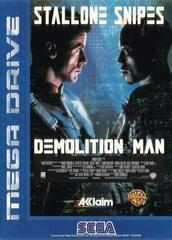 Demolition Man PAL Sega Mega Drive Prices
