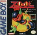 Zool Ninja of the Nth Dimension | GameBoy
