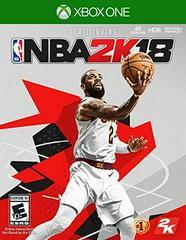 NBA 2K18 Xbox One Prices