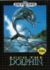 Ecco the Dolphin Sega Genesis Prices
