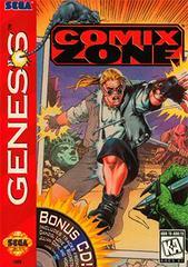 Comix Zone Sega Genesis Prices