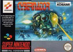 Cybernator PAL Super Nintendo Prices