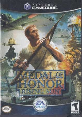 Medal of Honor Rising Sun photo