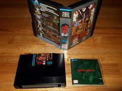 Metal Slug USA CIB (VGO) | Metal Slug 3 Neo Geo AES
