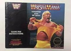 WWF Wrestlemania - Instructions | WWF Wrestlemania NES