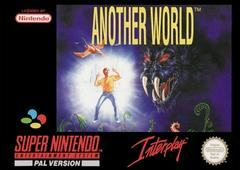 Another World PAL Super Nintendo Prices