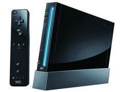 Black Nintendo Wii System Wii Prices