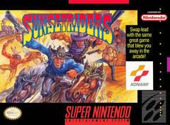 Sunset Riders Super Nintendo Prices