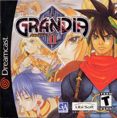 Grandia II Sega Dreamcast Prices