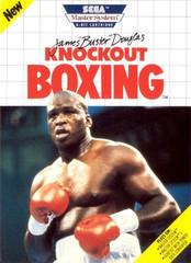 James Buster Douglas Knockout Boxing Sega Master System Prices