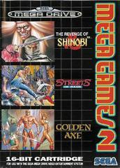 Mega Games 2 PAL Sega Mega Drive Prices