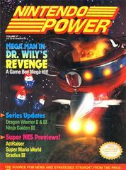 [Volume 27] Mega Man in Dr. Wily's Revenge Nintendo Power Prices