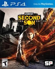 Infamous Second Son [Limited Edition] Playstation 4 Prices