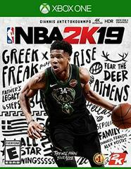 NBA 2K19 Xbox One Prices