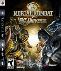 Mortal Kombat vs. DC Universe Playstation 3 Prices