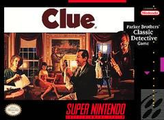 Clue Super Nintendo Prices
