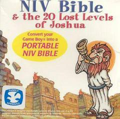 NIV Bible and Lost Levels of Joshua GameBoy Prices
