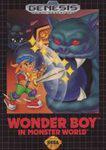 Wonder Boy in Monster World Sega Genesis Prices