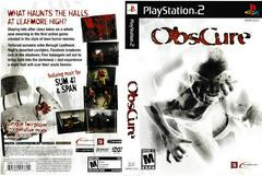 Artwork - Back, Front | Obscure Playstation 2