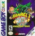 Rampage 2 Universal Tour | PAL GameBoy Color