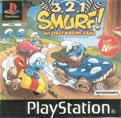 3, 2, 1 Smurf PAL Playstation Prices