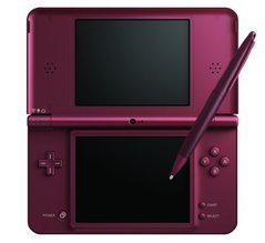 Nintendo DSi XL Burgundy Nintendo DS Prices