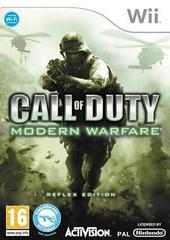 Call of Duty: Modern Warfare Reflex Edition PAL Wii Prices