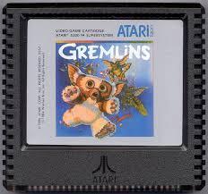 Gremlins - Cartridge | Gremlins Atari 5200