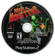 Game Disc | War of the Monsters Playstation 2