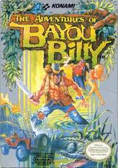 Adventures Of Bayou Billy - Front   Adventures of Bayou Billy NES