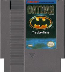 Cartridge | Batman The Video Game NES