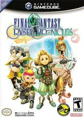 Front   Final Fantasy Crystal Chronicles Gamecube