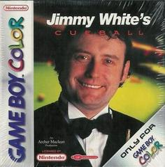 Jimmy White's Cue Ball PAL GameBoy Color Prices