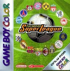 European Super League PAL GameBoy Color Prices