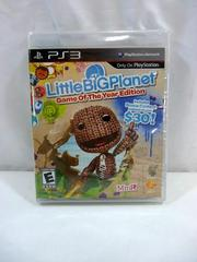 Re-Release Black Label Release | LittleBigPlanet [Game of the Year] Playstation 3
